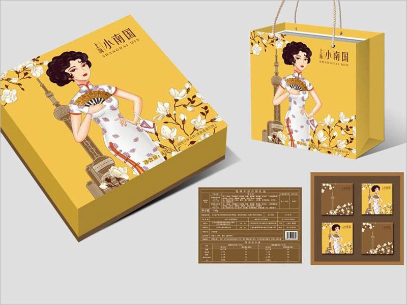 郑州包装设计-15款具有超高档次和颜值的月饼包装设计图片